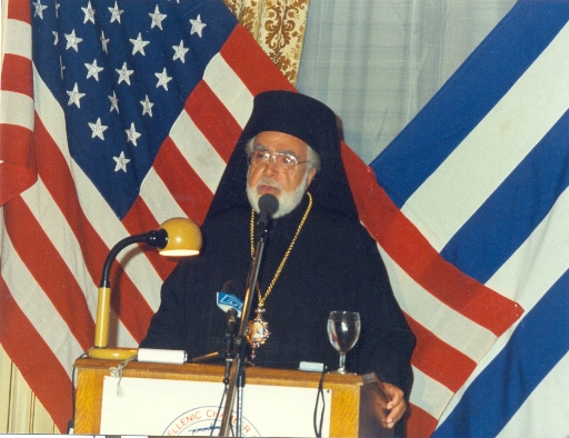 l Speech of his Eminence The Archbishop of Northern South Am