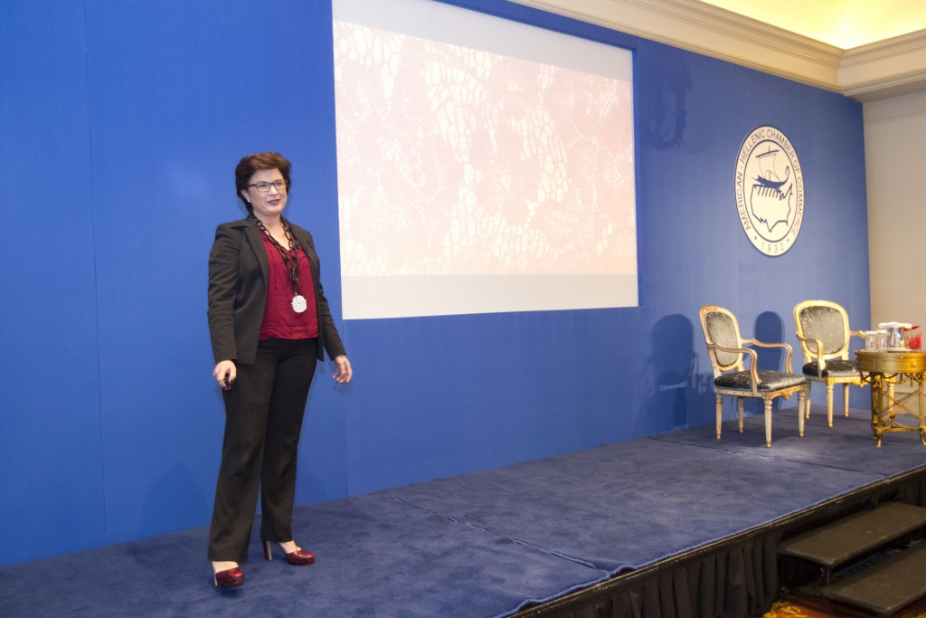 Niki Siropoulou, Member, WIB Committee, American-Hellenic Chamber of Commerce
