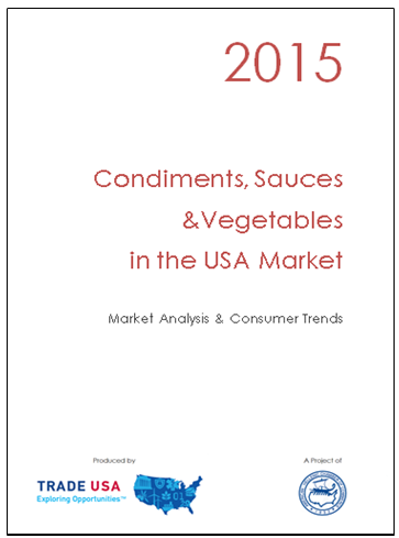 cover condiments in the US