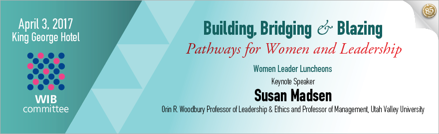 Women Leader Luncheons April 17 F web banners 880X255